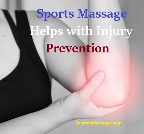 Sports Massage helps with Injury Prevention