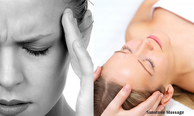 Ease The Pain Of A Tension Headache And Migraine.