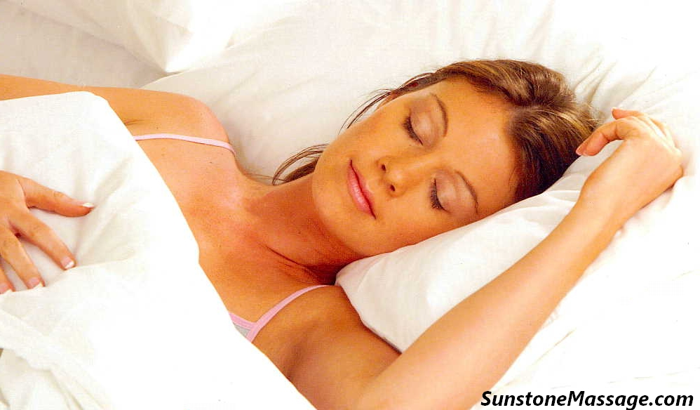 SunstoneMassage.com Sleep Well Without Medication