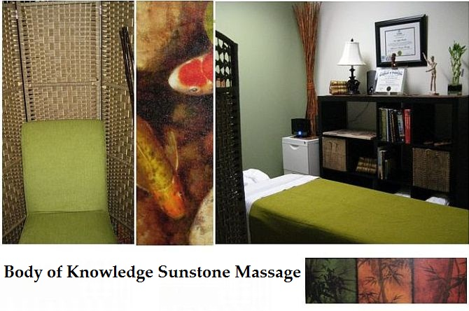 Body Of Knowledge Sunstone Massage