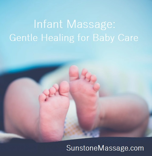 Infant Massage Classes | Sunstone Registered Massage Therapy Vaughan ...