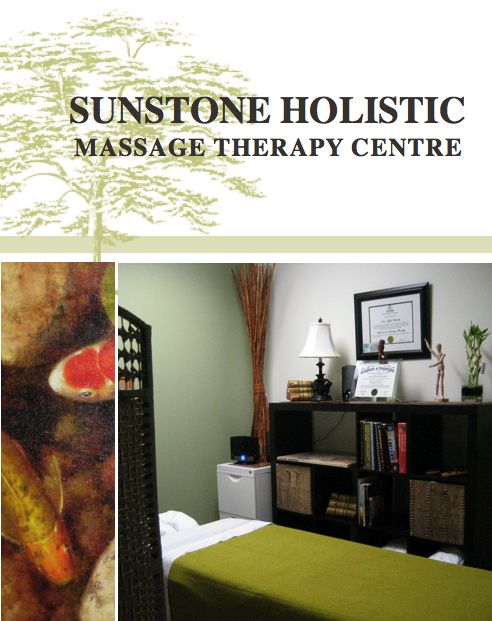 Sunstone Registered Massage Therapy.
