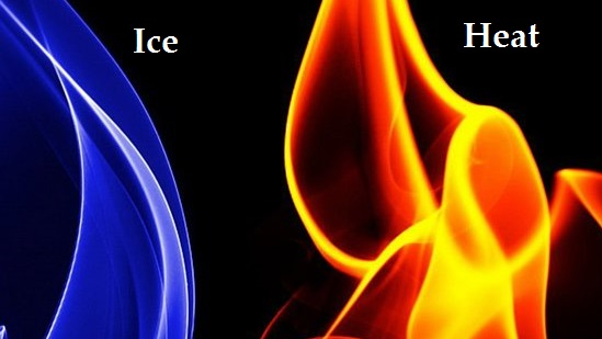 Ice Or Heat - Which Should You Use For Injury Treatment?