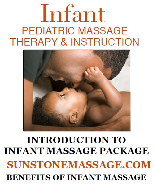 Infant Massage Instruction Benefits Of Infant Massage Sunstone Massage Registered Massage