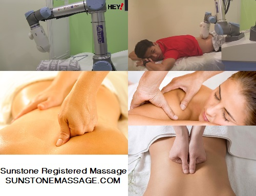 Robotic Arm Massage Vs Traditional Massage
