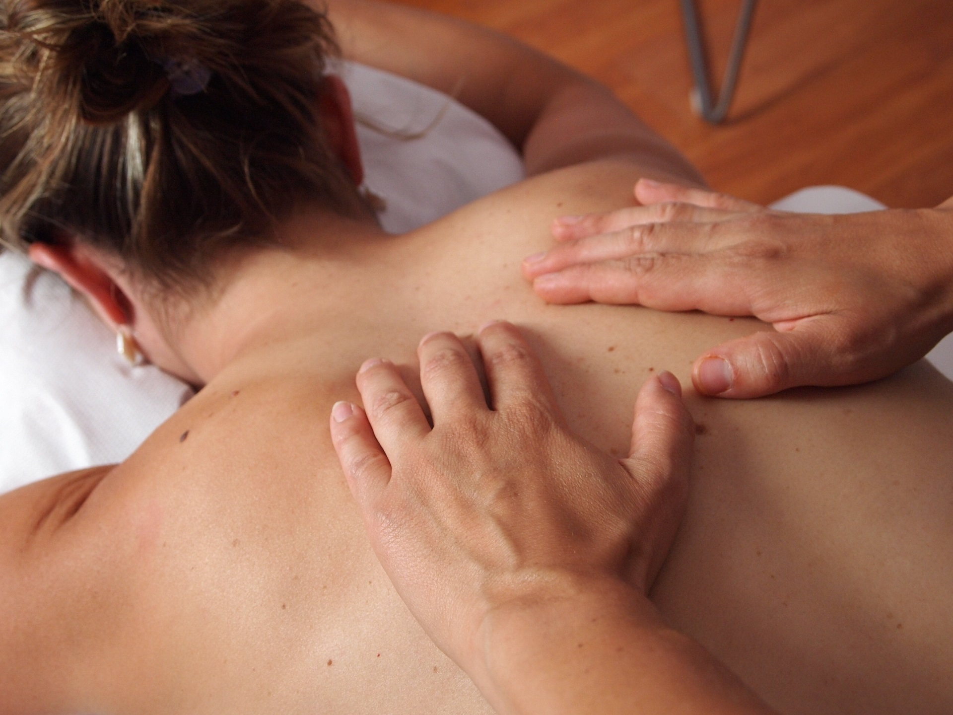 Swedish Massage Sunstone Registered Massage