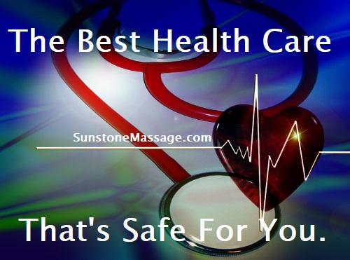 THE BEST HEALTH CARE THAT'S SAFE FOR YOU