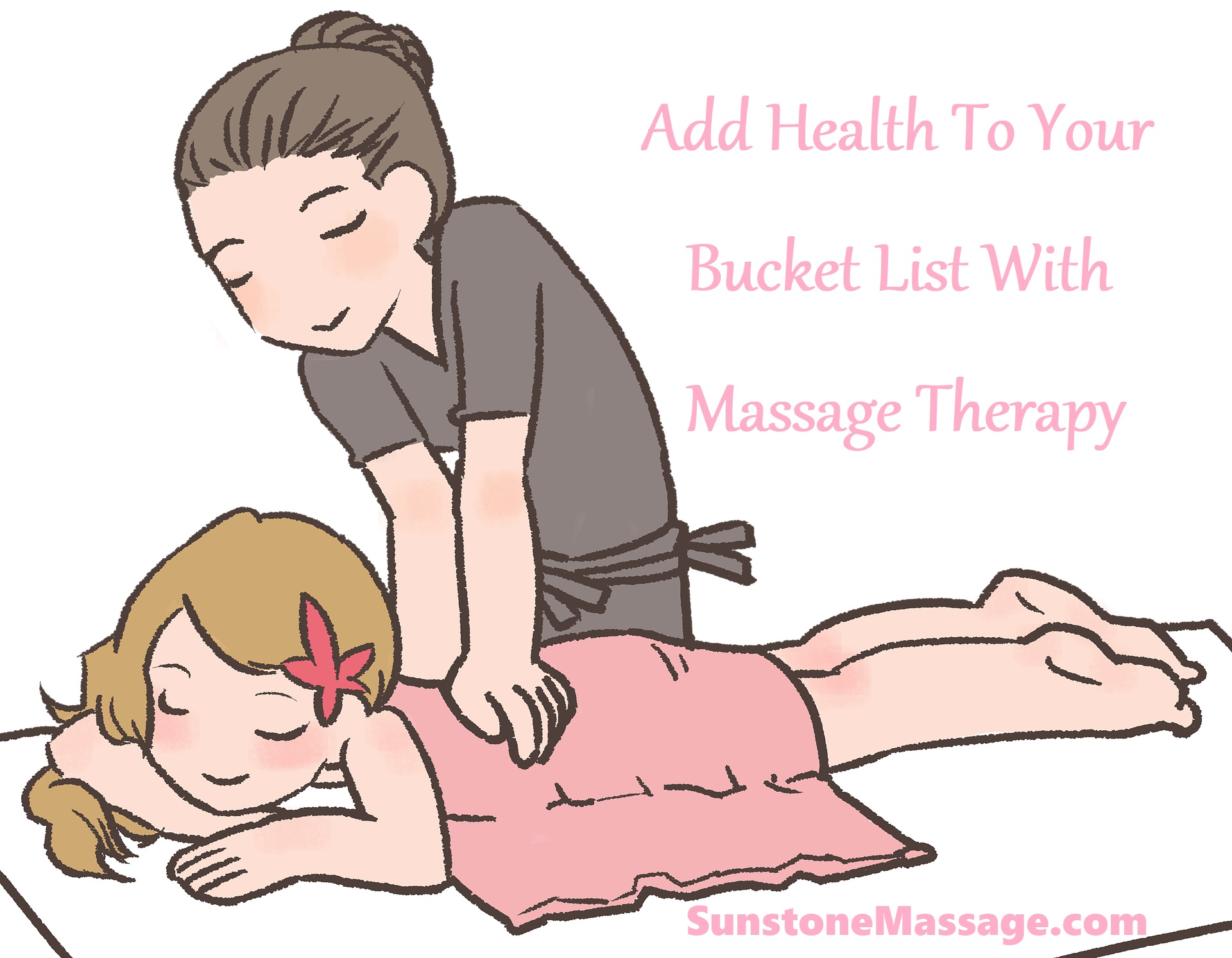 Add Health To Your Bucket List With Massage Therapy