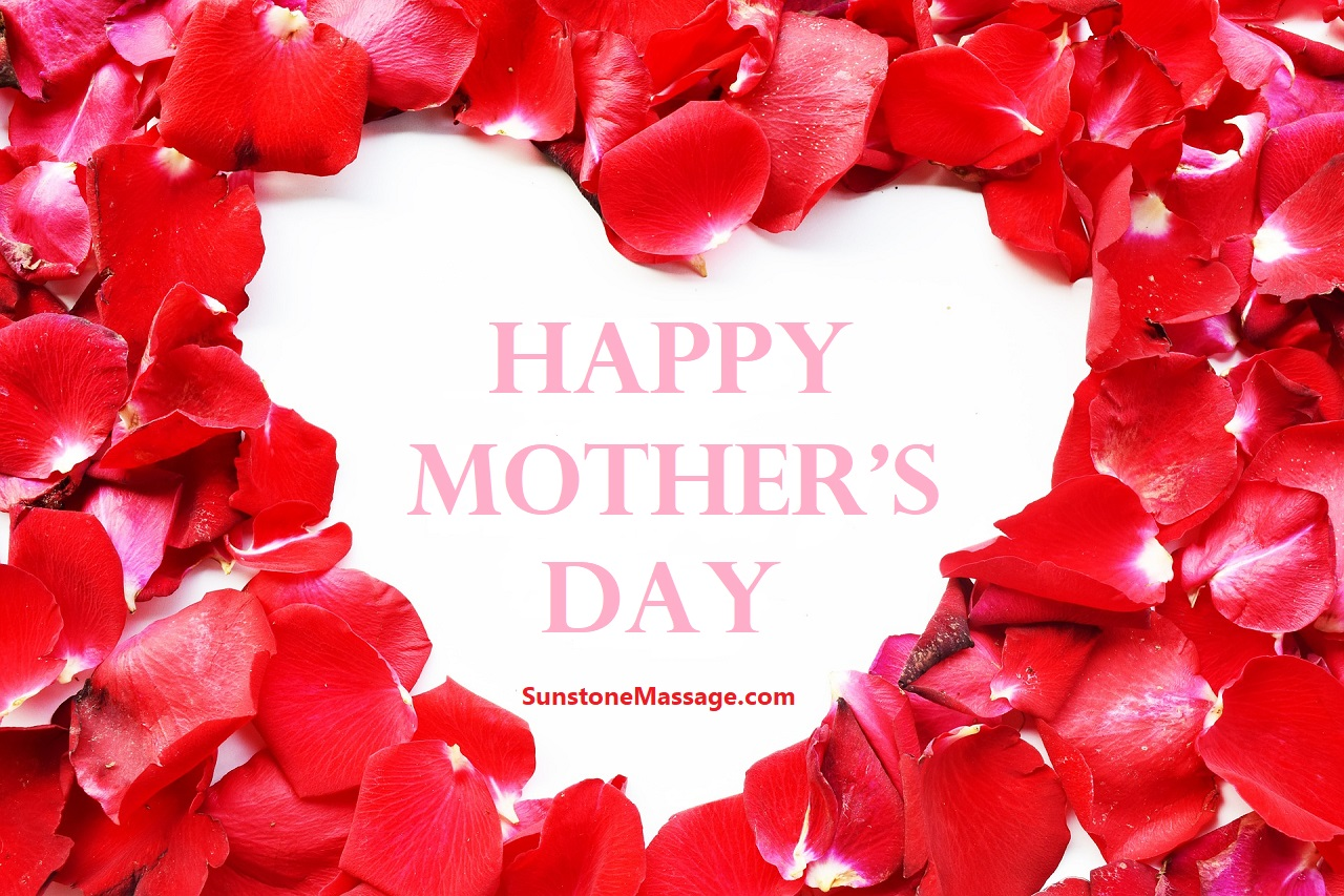 Happy Mother's Day Best Massage RMT Vaughan Ontario Woodbridge