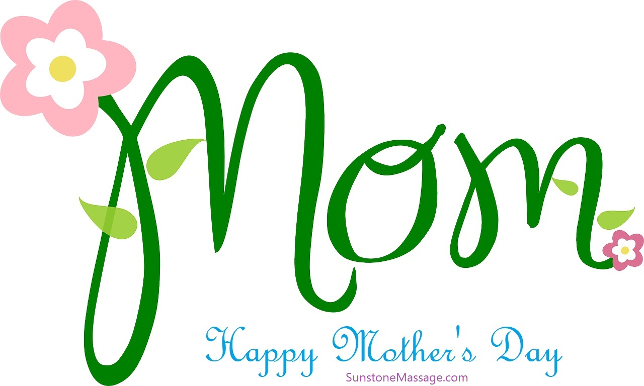 Mom Happy Mother's Day RMT Vaughan Ontario Massage