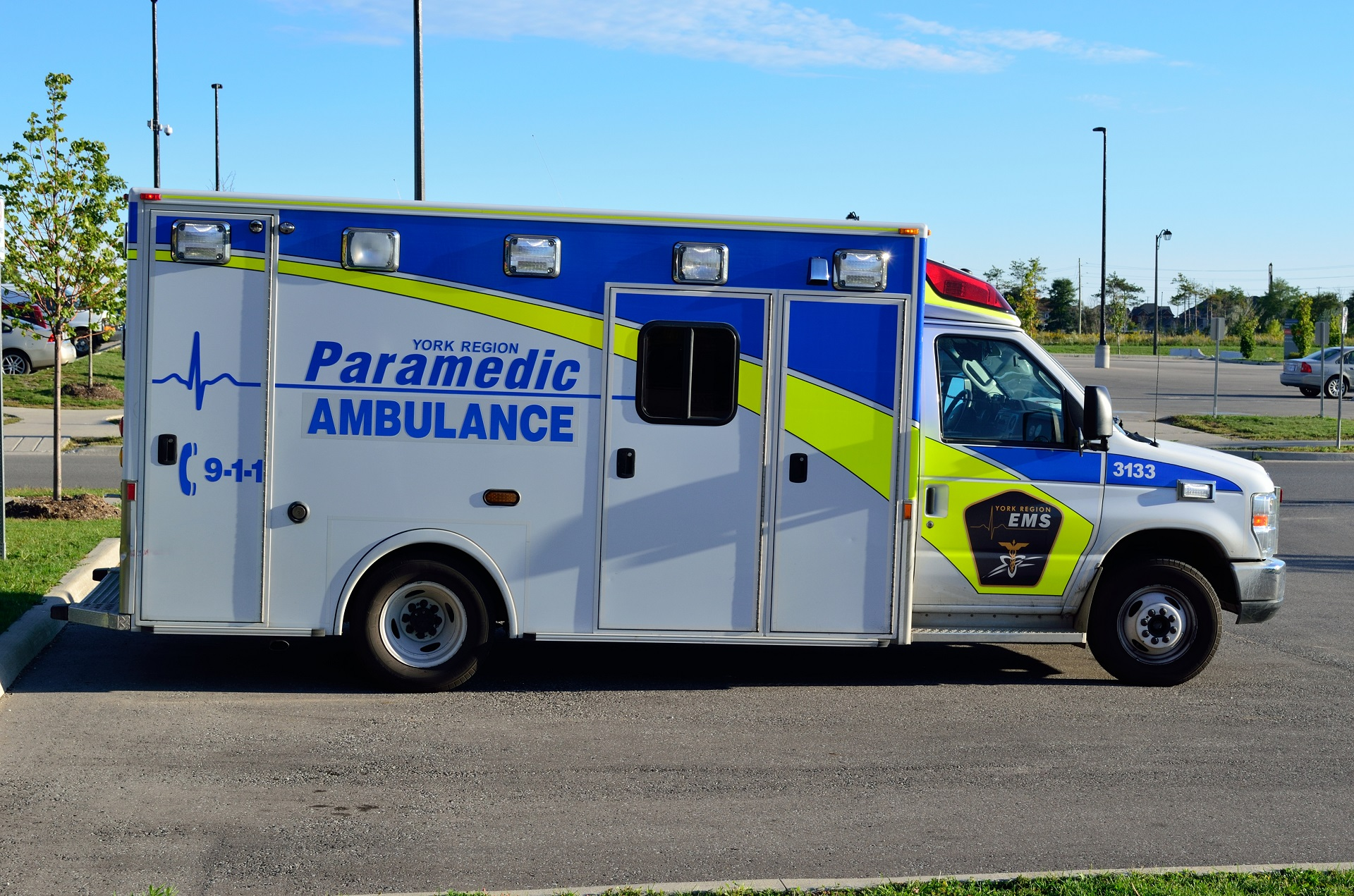 National Paramedic Services Week Canada