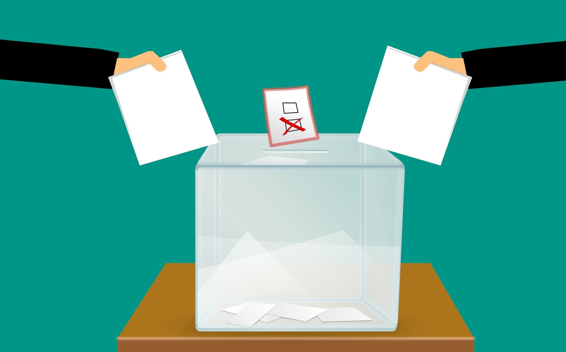 Voting Is A Stressful Event And How Massage Can Help