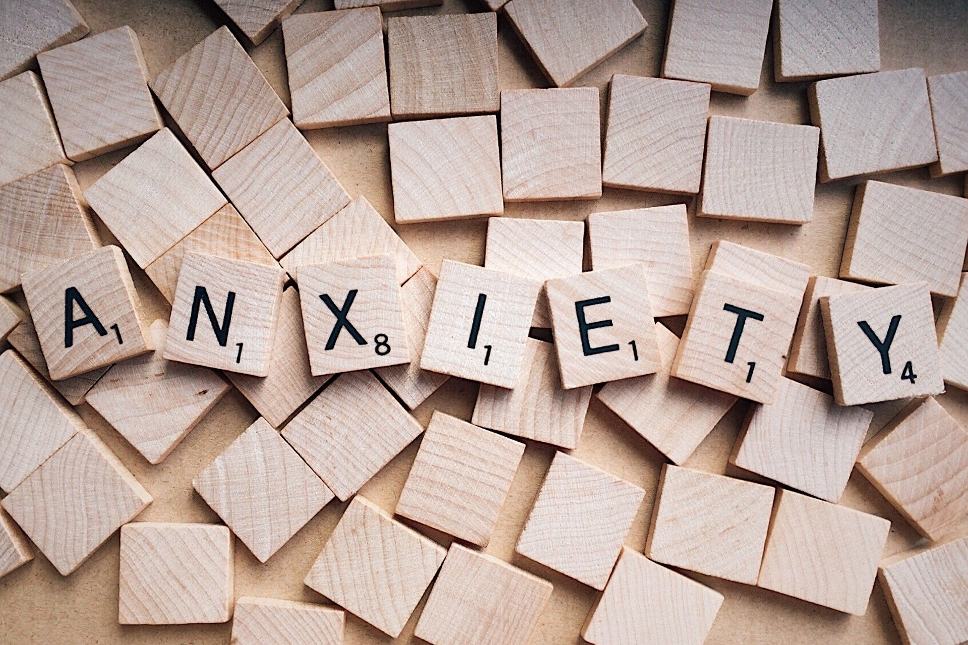 Anxiety Comes And Goes And Massage