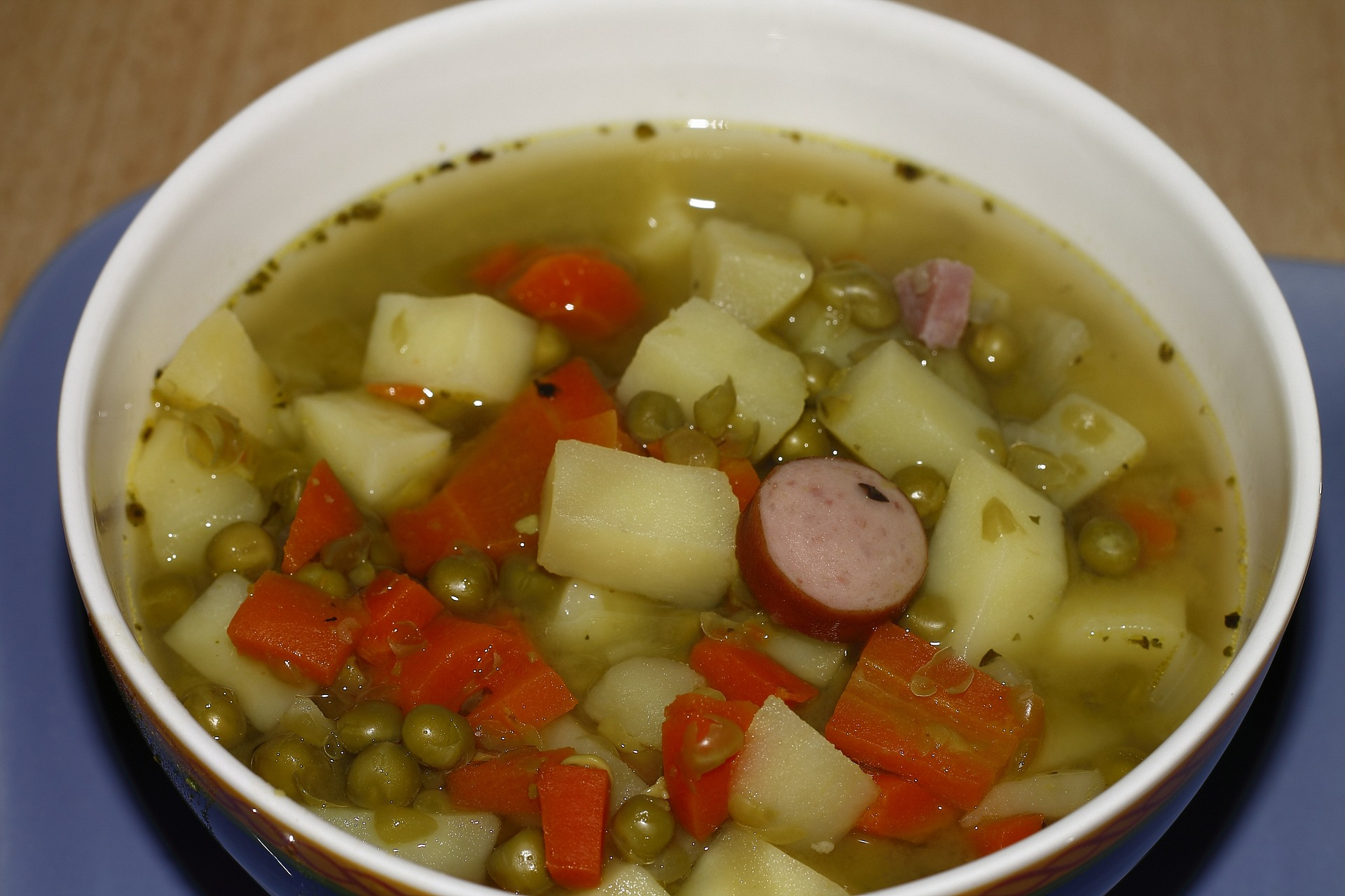 Hearty Soup And Your Health